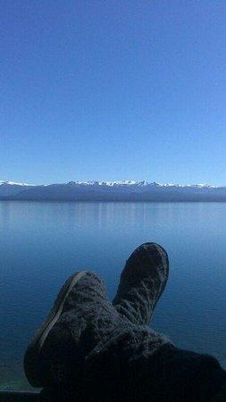 Alma del Lago Suites & Spa: Ventana habitación