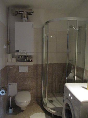 Old Town Apartments : Bathroom