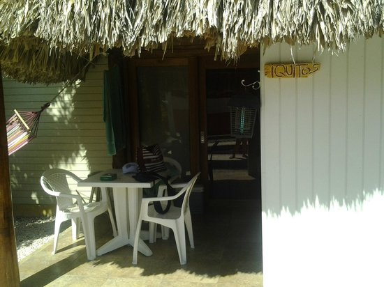 Villa Punta Salina: Entrada Iquitos