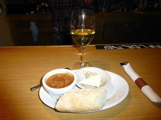 Sacajawea Hotel : French Beef Soup