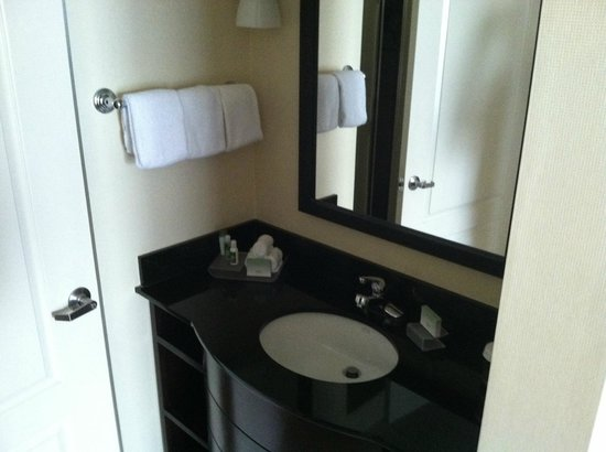 Homewood Suites by Hilton Carlsbad-North San Diego County: sink area