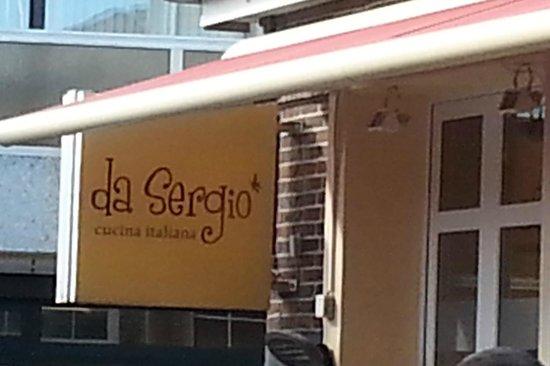 Restaurant Da Sergio: Da Sergio - Norderney