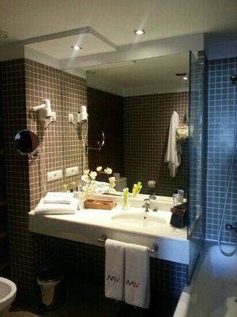 Hotel Marques de Vallejo : bathroom