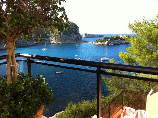 Hotel Ole Galeon Ibiza : panoramica dall'hotel