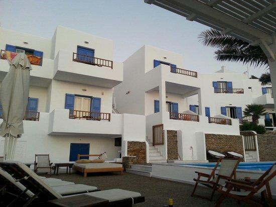 Avanti Hotel: The rooms