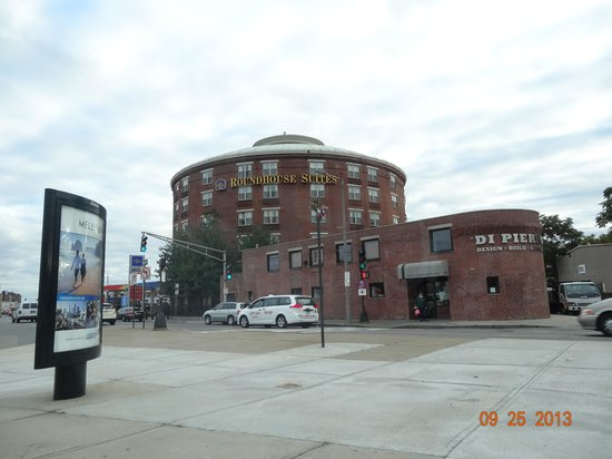 Best Western Plus Boston Hotel Front