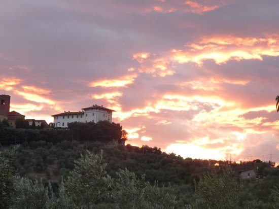 Villa Lucia : Under the Tuscan Sun 1