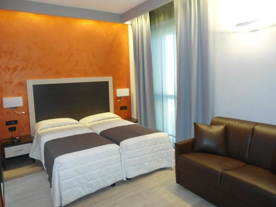 Continental Hotel: junior suite