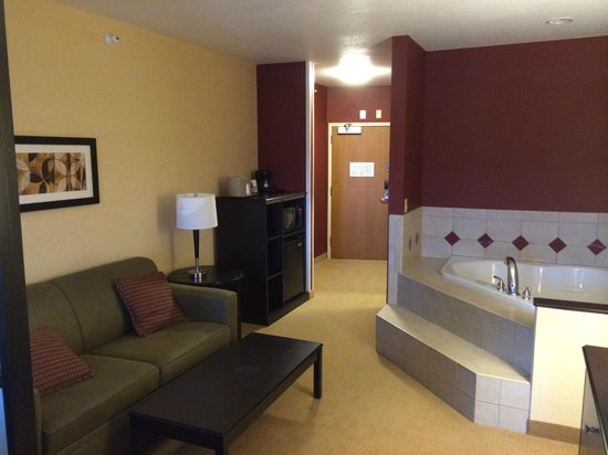 Comfort Suites Helena: Spa Room