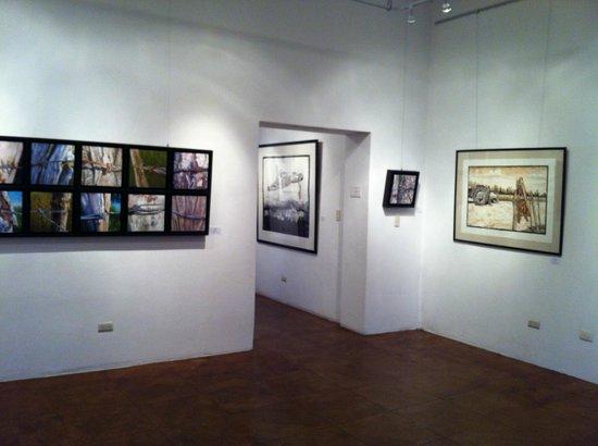 Luna: Arte Contemporaneo: Rafael Avila Tirado exhibition