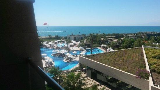 Sherwood Dreams Resort: sea