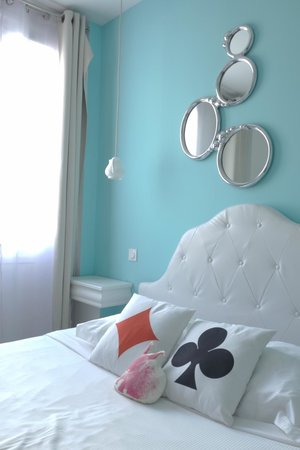 Hotel Mademoiselle: Our Room