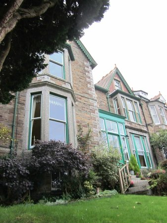 Penrose B&B: The  frontage