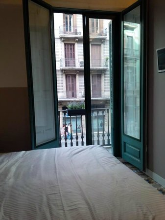 Ecozentric : Our balcony