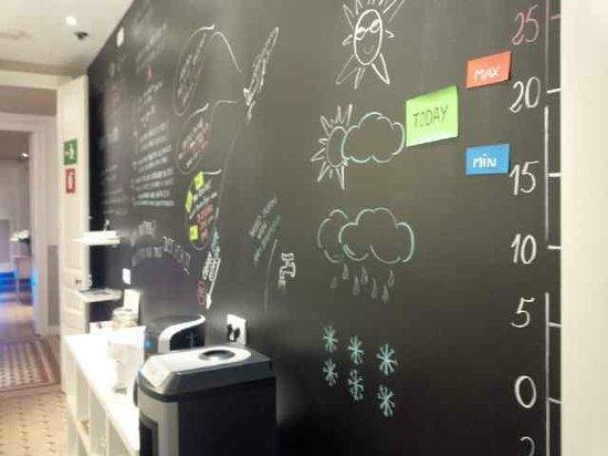Ecozentric : Info blackboard