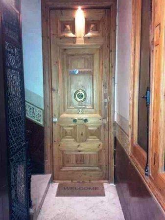 Ecozentric : Front door