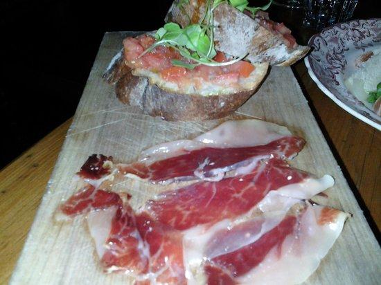 Bocata Restaurant Bar a Vin: Iberico