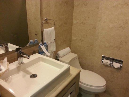 Plaza Diana: Restroom