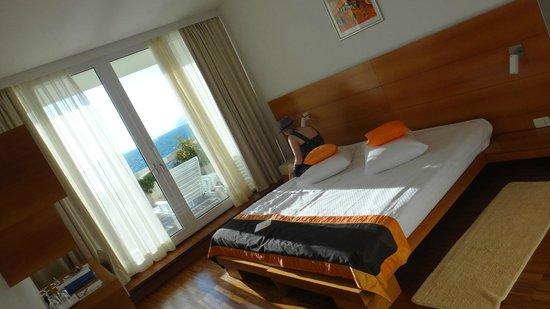 Valamar Dubrovnik President Hotel : Bedroom