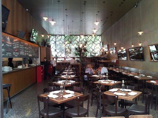 La Capital: Main dinning.hall