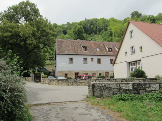 Pension Fuchsmuehle: Hotel