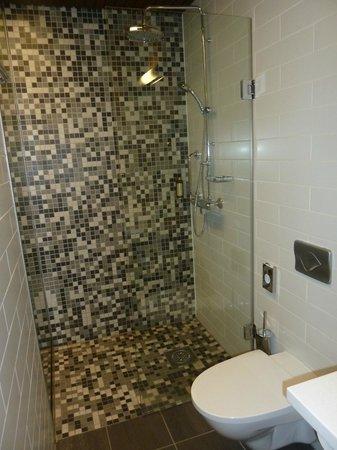 Hotel Katajanokka: Shower