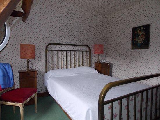 Chateau du Landel : Chambre 5M2 environ