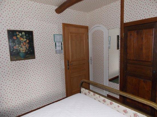 Chateau du Landel : Chambre