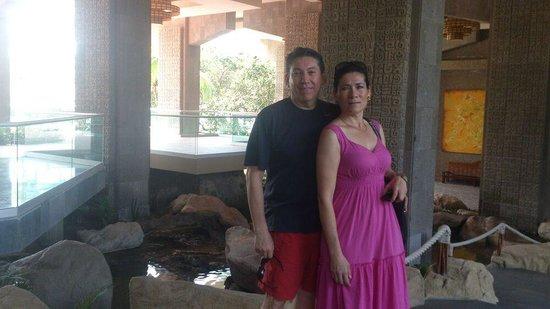 Hotel Princess Mundo Imperial: José Miguel y Rosario