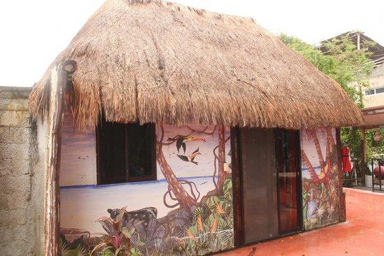 Hotel Casa Tucan: extérieur