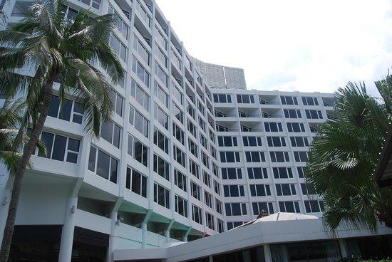 Hard Rock Hotel Pattaya: отель Hard rock