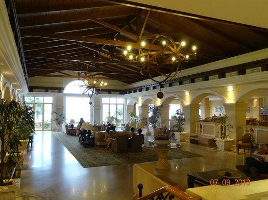 Grecotel Club Marine Palace: hall