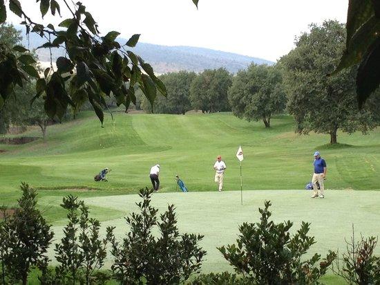 Il Picciolo Etna Golf Resort & Spa: Campo da golf