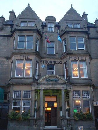 Stromness HOTEL, Orkney Island, Scotland