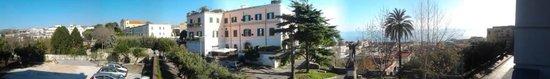 Residenza Storica Villa Avellino: panorama da una dal terrazzo privato di una camera