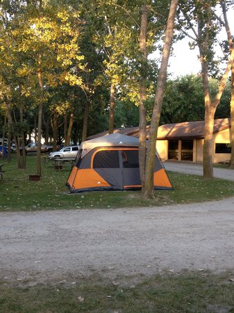 Our Site Picture Of Camp Sandusky Sandusky Tripadvisor