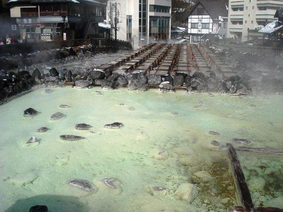 Kiyoshigekan: Kusatsu Onsen - 2
