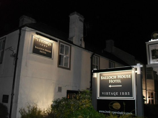 Balloch Hotel: esterno