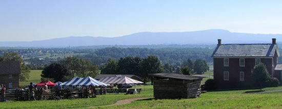 Valley Brethren-Mennonite Heritage Center: The View from the Hilltop
