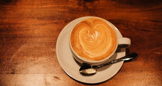 Wood N Frog Coffee Company: Delicous lattes