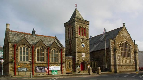 Launceston Town Hall and Guildhall