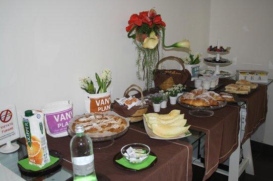A Mo Casa B&B: buffet