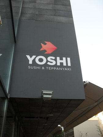 Yoshi Sushi and Teppanyaki: Yoshi
