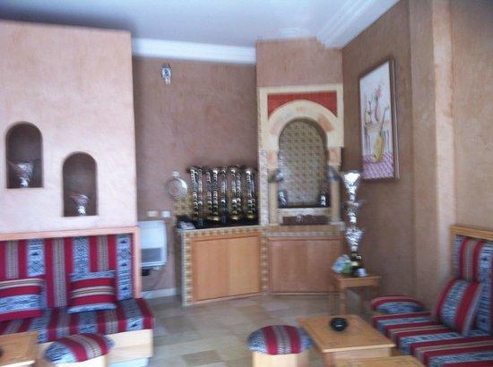 Olympic Djerba : le café maure