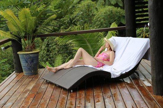 Emaho Sekawa Resort: Enjoy a quiet moment