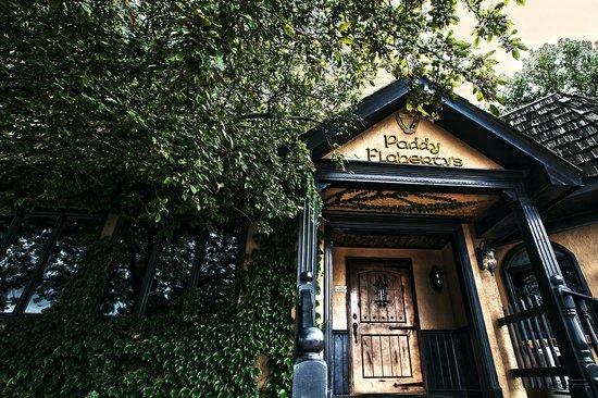 Paddy Flaherty's Irish Pub: Front Door