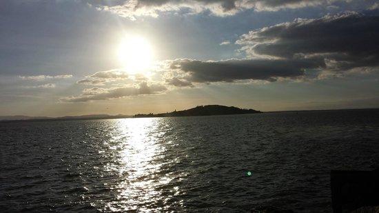 Fattoria il Poggio: Isola Polvese