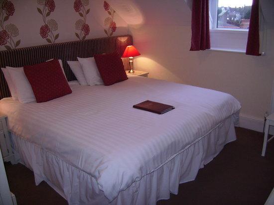 Langdon Villa Guest House : bedroom