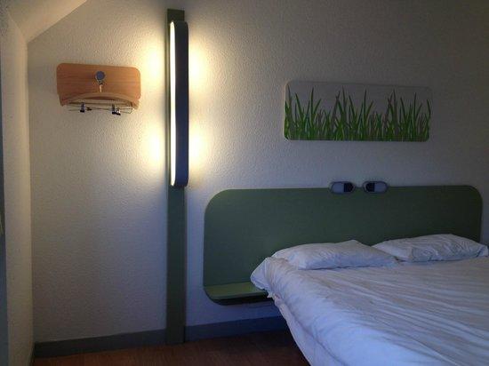 Ibis Budget Lorient Hennebont: bedroom