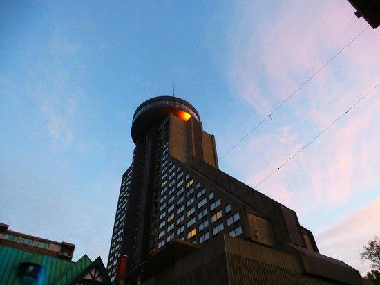 Hôtel Le Concorde Québec: Loews Le Concorde hotel